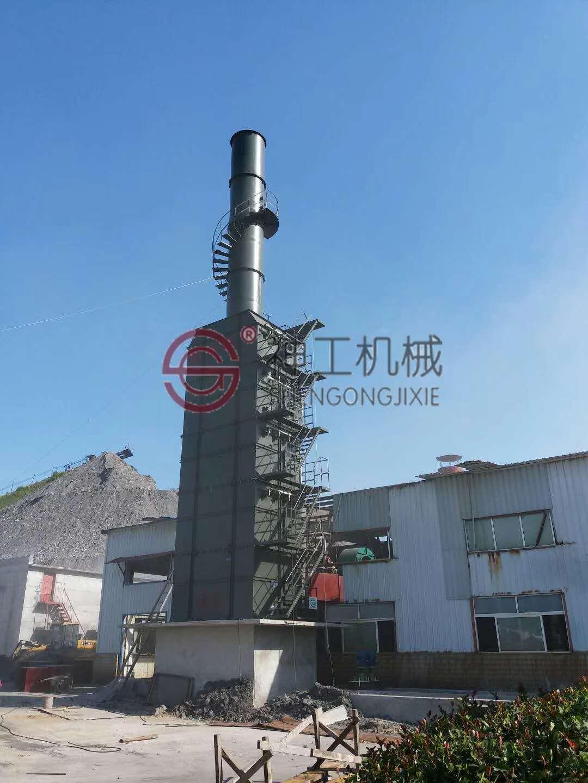 河北邯郸佳盛新型建材烘烧一体一条线